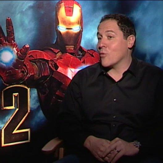 Jon Favreau (2) - OV-Interview Poster
