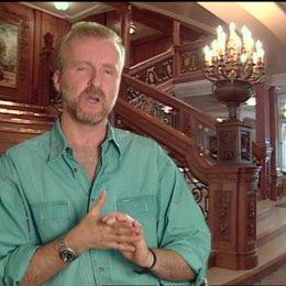 James Cameron (Regisseur) über die Denkweise damals, 1912 - OV-Interview
