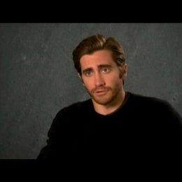 Jake Gyllenhaal (Tommy Cahill) über seine Reaktion auf das Drehbuch, seine Verbindung zu seiner Rolle als Tommy Cahill und Tobey Maguire - OV-Intervie