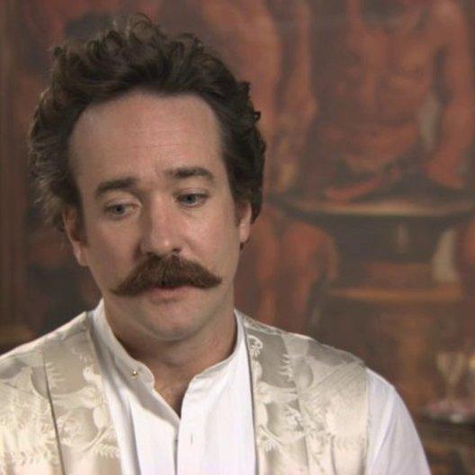Matthew Mcfadyen über Tom Stoppards Gedanken zum Roman - OV-Interview Poster
