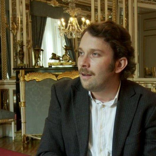 Christian Ulmen - Georg über Regisseur Marcus H Rosenmüller - Interview Poster