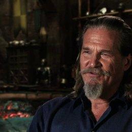 Jeff Bridges über das Besondere am Film - OV-Interview Poster