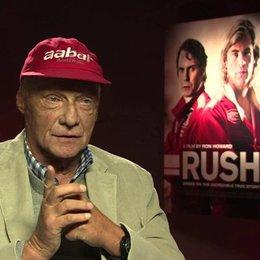 Niki Lauda über James Hunt - OV-Interview Poster