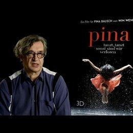 Wim Wenders (Regie) über Stolpersteine - Interview Poster