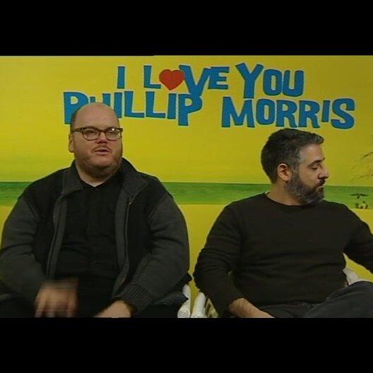 John Requa und Glenn Ficarra (Regie) über die Wahl von Jim Carrey - OV-Interview Poster