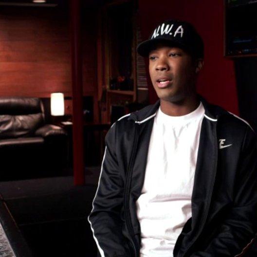 Corey Hawkins über die Zusammenarbeit mit den anderen Schauspielern und Jason Mitchells Darstellung von Eazy - OV-Interview