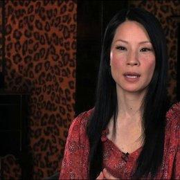 Lucy Liu über das Genre des Films - OV-Interview
