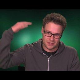 Seth Rogen über seine Rolle - OV-Interview Poster