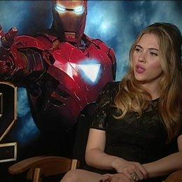 Scarlett Johansson (2) - OV-Interview Poster