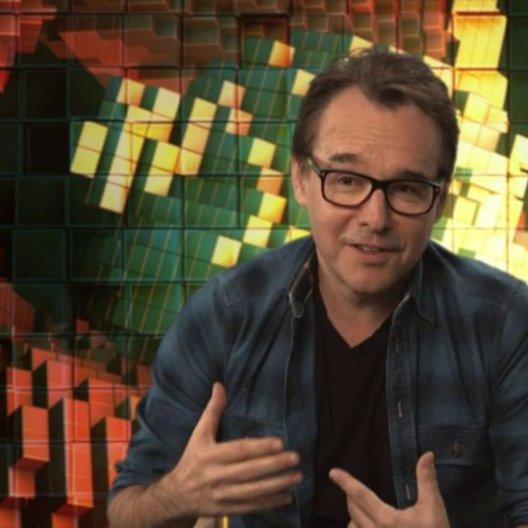 Chris Columbus darüber, dass der Film ein breites Publikum anspricht - OV-Interview