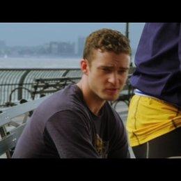 Exklusiv auf KINO.de mit Justin Timberlake und Woody Harrelson: Sex oder Liebe? - Szene Poster
