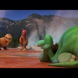 T-Rex - Szene