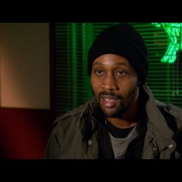 RZA (Mousse) über seine Rolle - OV-Interview