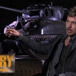 Brad Pitt über seine Rolle - OV-Interview Poster