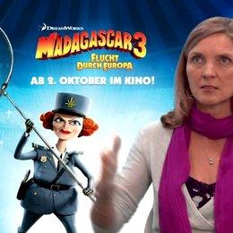 Susanne Pätzold - Chantal DuBois - über die Geschichte - Interview Poster