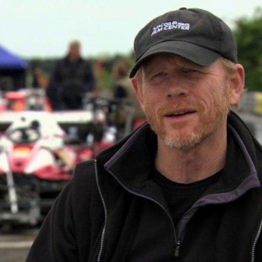 Ron Howard -Regie- über die Rivalität zwischen Hunt und Lauda - OV-Interview Poster