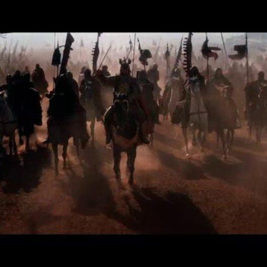 Die Schlacht - Szene