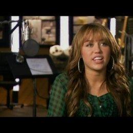 Interview mit Miley Cyrus (Penny in der englischen Fassung) - OV-Interview Poster
