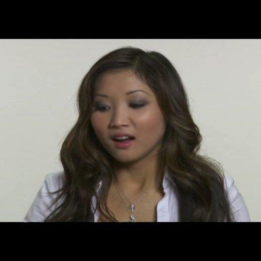"""Brenda Song (""""Christy"""") über die Proben für den Film - OV-Interview"""