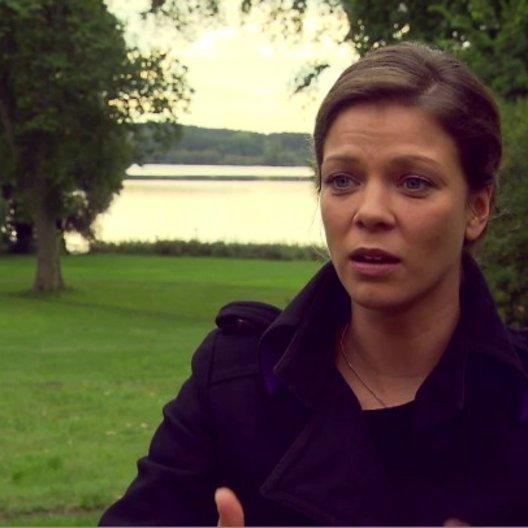 Jessica Schwarz über ihre Rolle - Interview