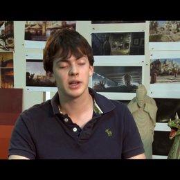 Skandar Keynes über seine Vorstellung von Narnia - OV-Interview