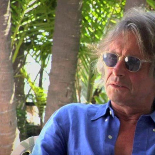 Interview mit Bruce Robinson - OV-Interview Poster