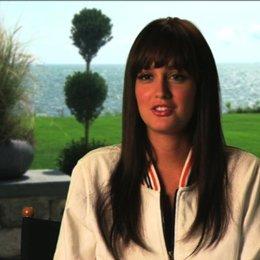 Leighton Meester über die Dreharbeiten - OV-Interview