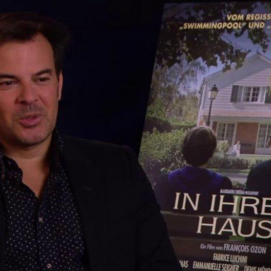 Francois Ozon Regiesseur darüber wie er auf die Vorlage aufmerksam wurde - OV-Interview