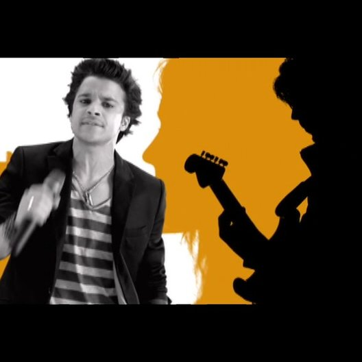 "Musikvideo: ""Love is a Battlefield"" - Featurette Poster"
