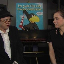 Katharina Thalbach über die Zusammenarbeit mit Anna - Interview