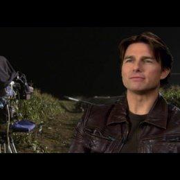 Tom Cruise über die Drehorte - OV-Interview Poster