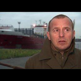 Heino Ferch über den Dreh der Stuntszenen - Interview