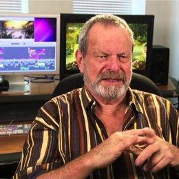 Terry Gilliam über Mancom 1 - OV-Interview Poster