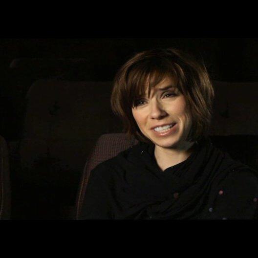 Hawkins über ihre Rolle Rita Ogrady - OV-Interview