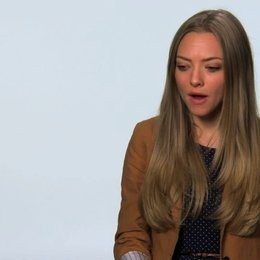Amanda Seyfried über ihre Rolle Samantha - OV-Interview