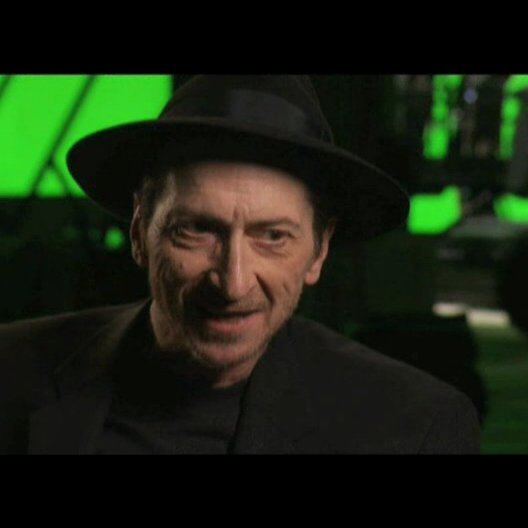Frank Miller - Regisseur über The Spirit - Interview