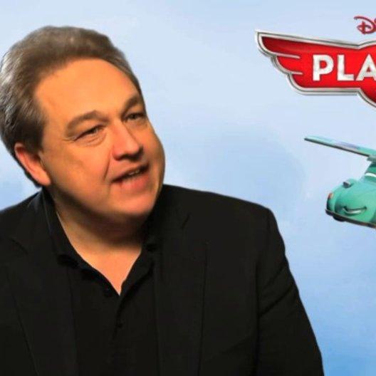 Oliver Kalkofe - deutsche Stimme Franz Fliegenhosen - über den Humor in Disneyfilmen - Interview Poster