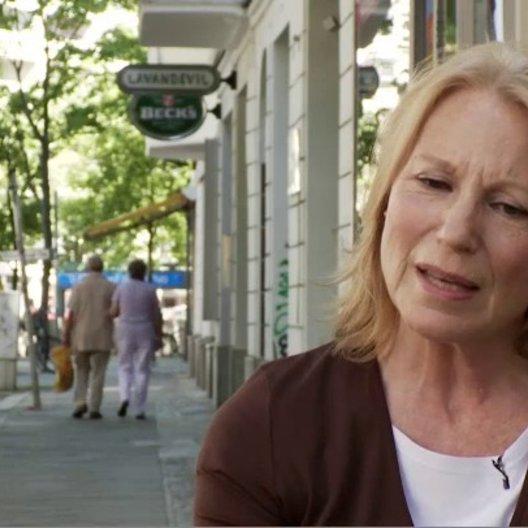 Kroymann über ihre Rolle der Staatsanwältin - Interview