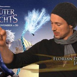 Exklusiv: Florian David Fitz stellt Jack Frost vor! - Featurette