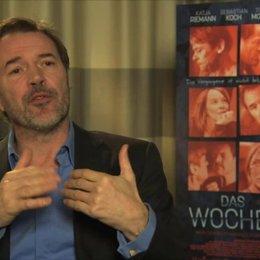 Sebastian Koch über seine Rolle - Interview Poster
