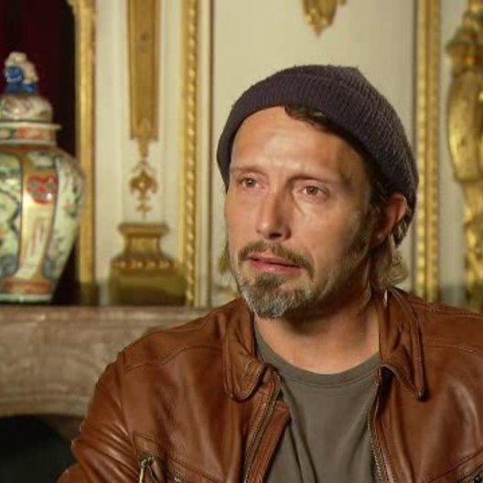 Mikkelsen über seine Rolle - OV-Interview