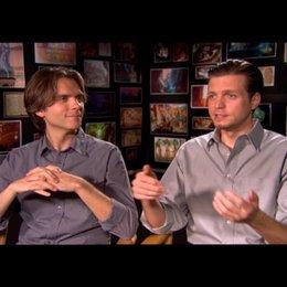 NATHAN GRENO und BYRON HOWARD - Regisseure / über Rapunzel und Flynn - OV-Interview