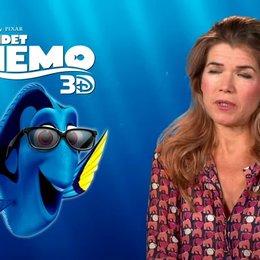 Anke Engelke - Synchronstimme Dorie - über Findet Nemo in 3D - Interview