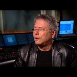 ALAN MENKEN - Komponist / über seinen musikalischen Lieblingsmoment im Film - OV-Interview