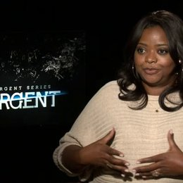 Octavia Spencer - Johanna - was ihr an Insurgent am besten gefällt - OV-Interview Poster