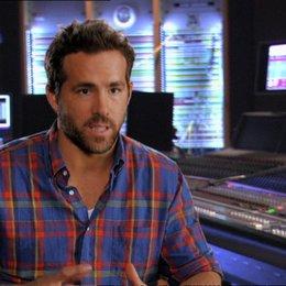 Ryan Reynolds (Guy) über die Geschichte - OV-Interview