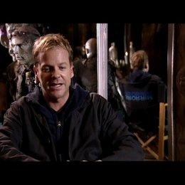 Kiefer Sutherland (Ben Carson) - OV-Interview Poster