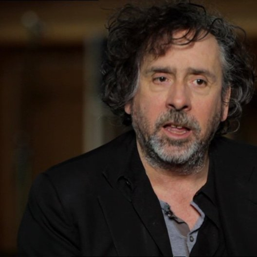 Tim Burton über Benjamin Walker als Abraham Lincoln - OV-Interview Poster
