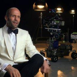 Jason Statham über die Komik im Film - OV-Interview
