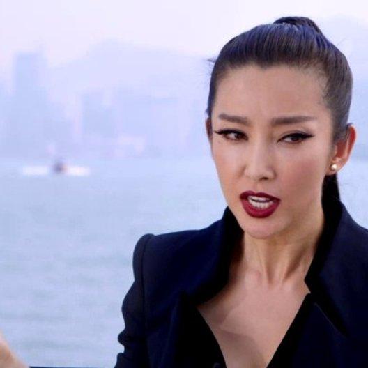 Li Bingbing - Su Yueming - über die Zusammenarbeit mit Stanley Tucci - OV-Interview